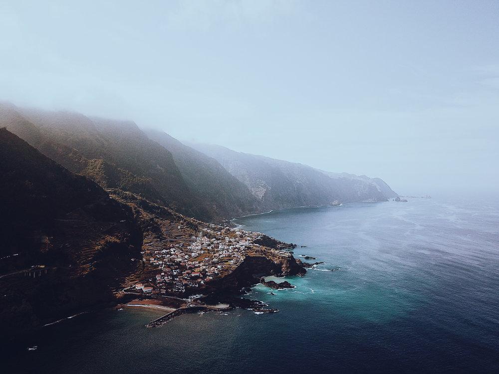 Sao Vicente - North West Madeira