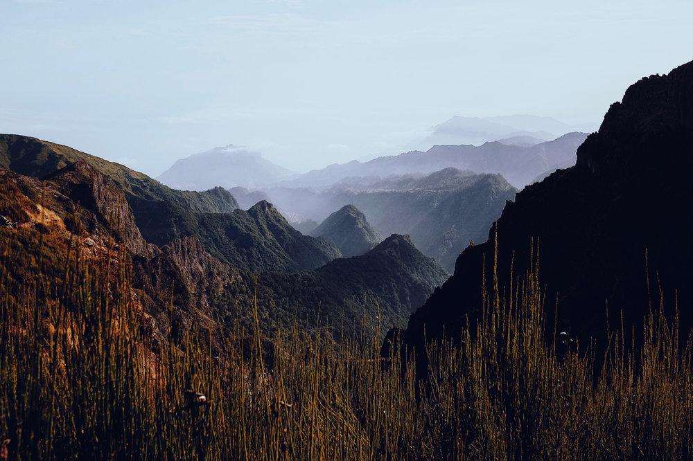 Pico Ruivo - The High Mountains