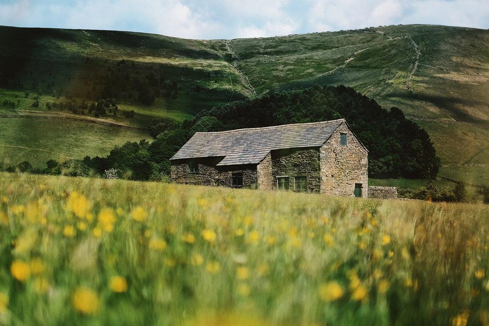 Upper Booth Barn