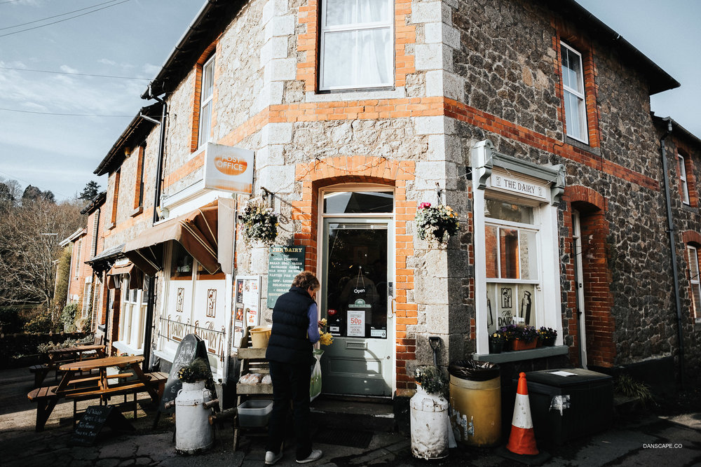 Lustleigh Dairy & Post Office