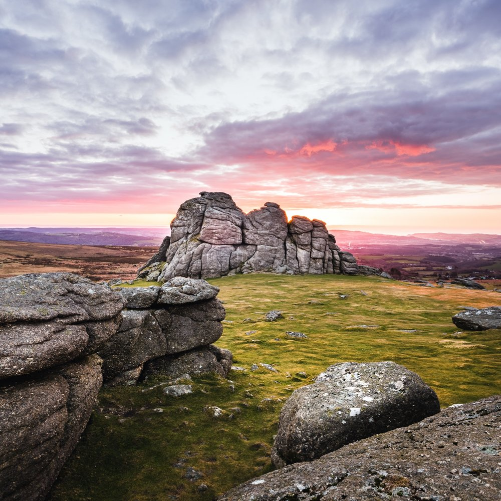 A DAY IN DARTMOOR - March 2018