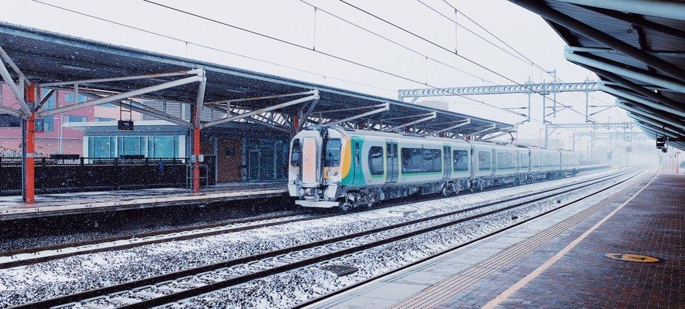 SNOW TRAIN - February 2018
