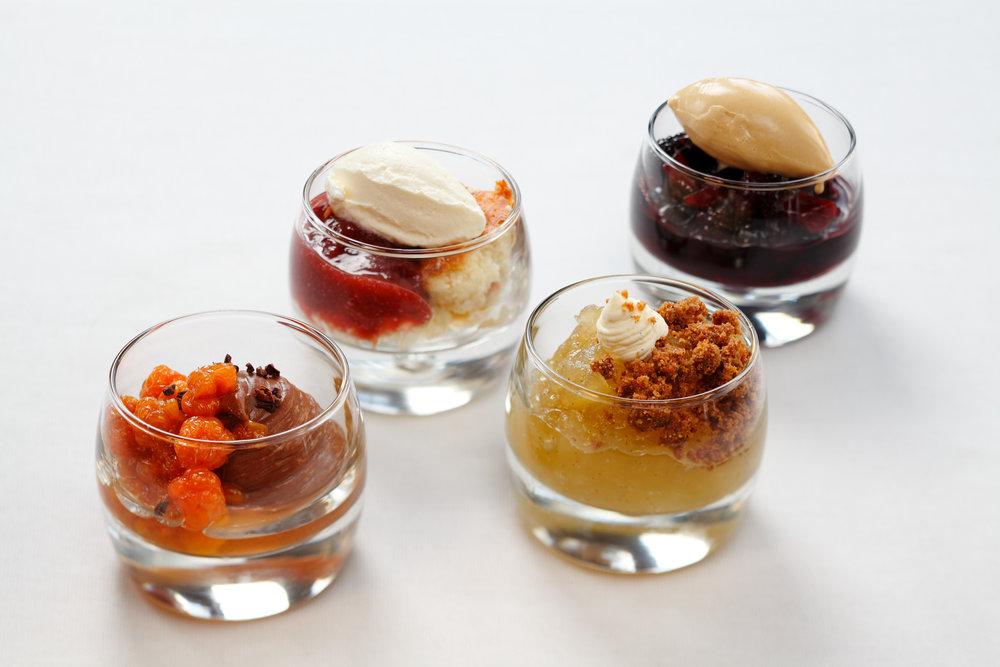 Smörgåsbufé or sampling a taste of different desserts - Photo: Per-Erik Berglund / imagebank.sweden.se