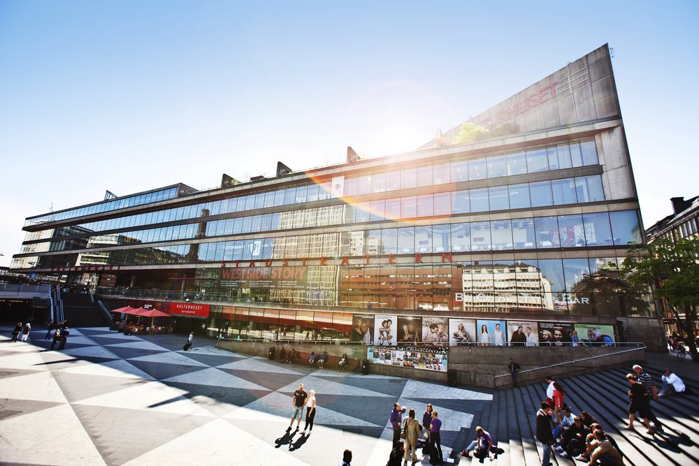 Stockholm House of Culture & City Theater