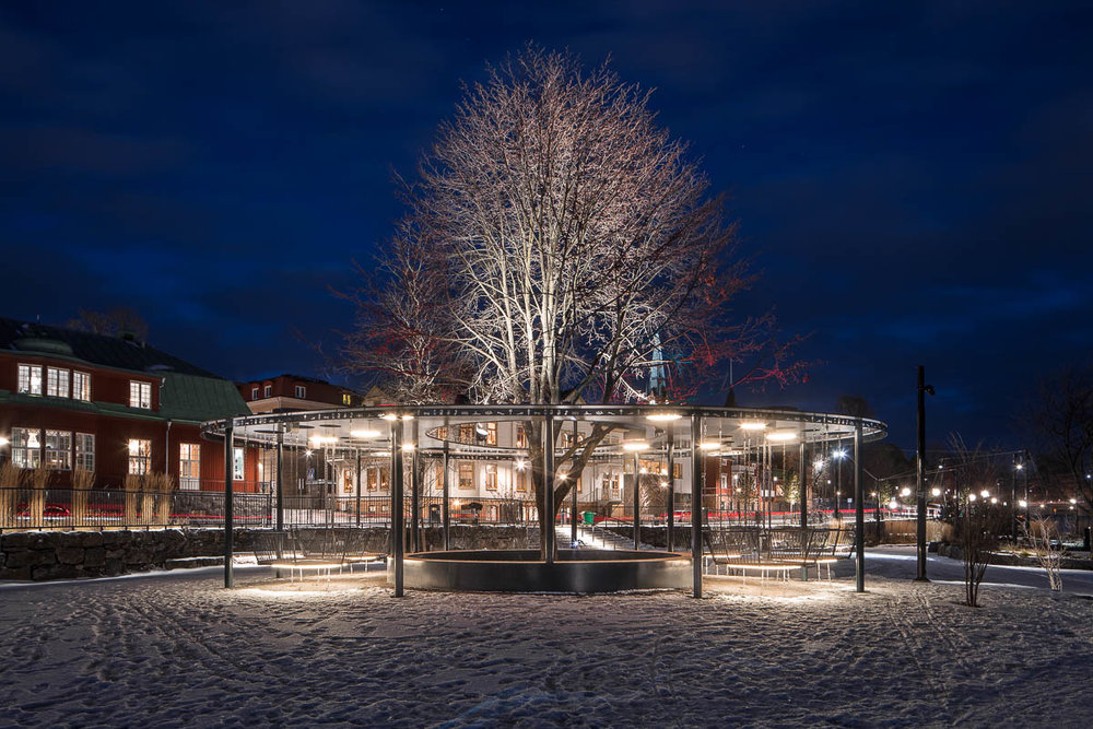 Frizon, Umeå - creating a zone free from expectations