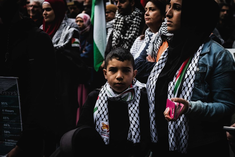 Free Palestine Protest Melbourne 2018-10-2.jpg