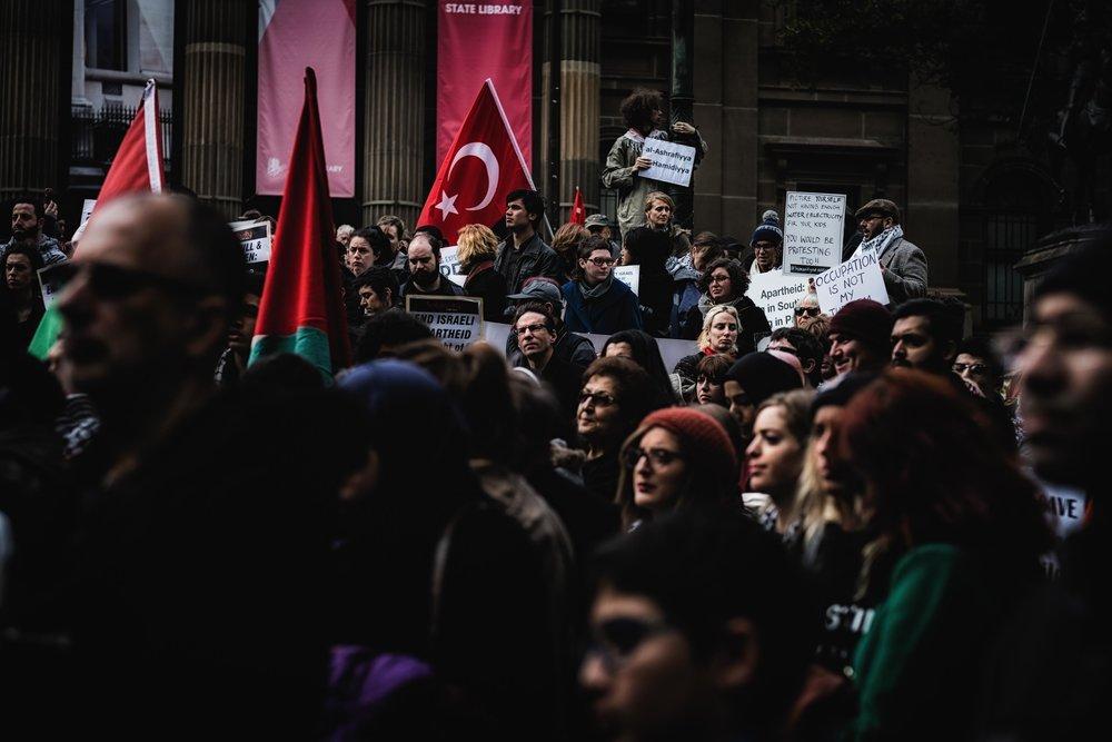 Free Palestine Protest Melbourne 2018-11-2.jpg