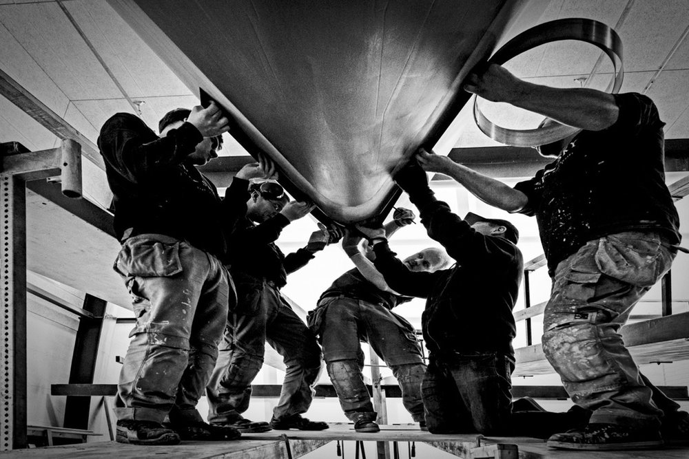 Hull Fairing