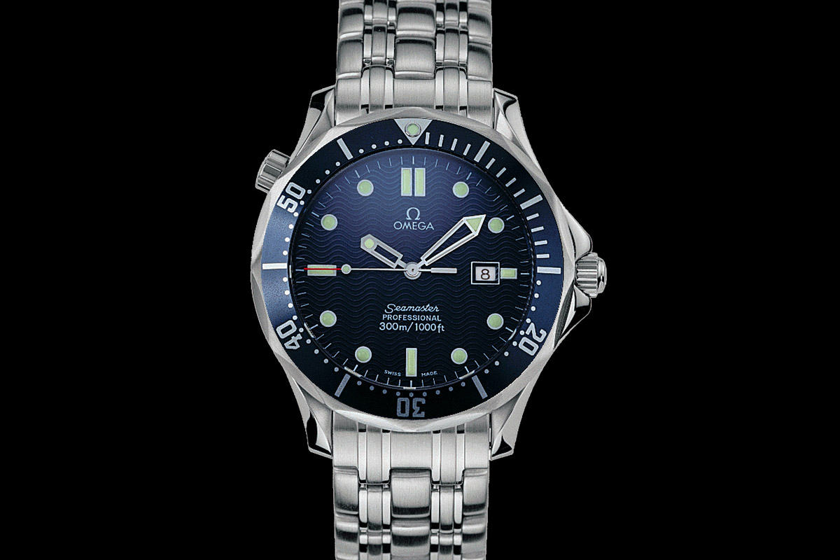 Omega Seamaster Professional 300m James Bond