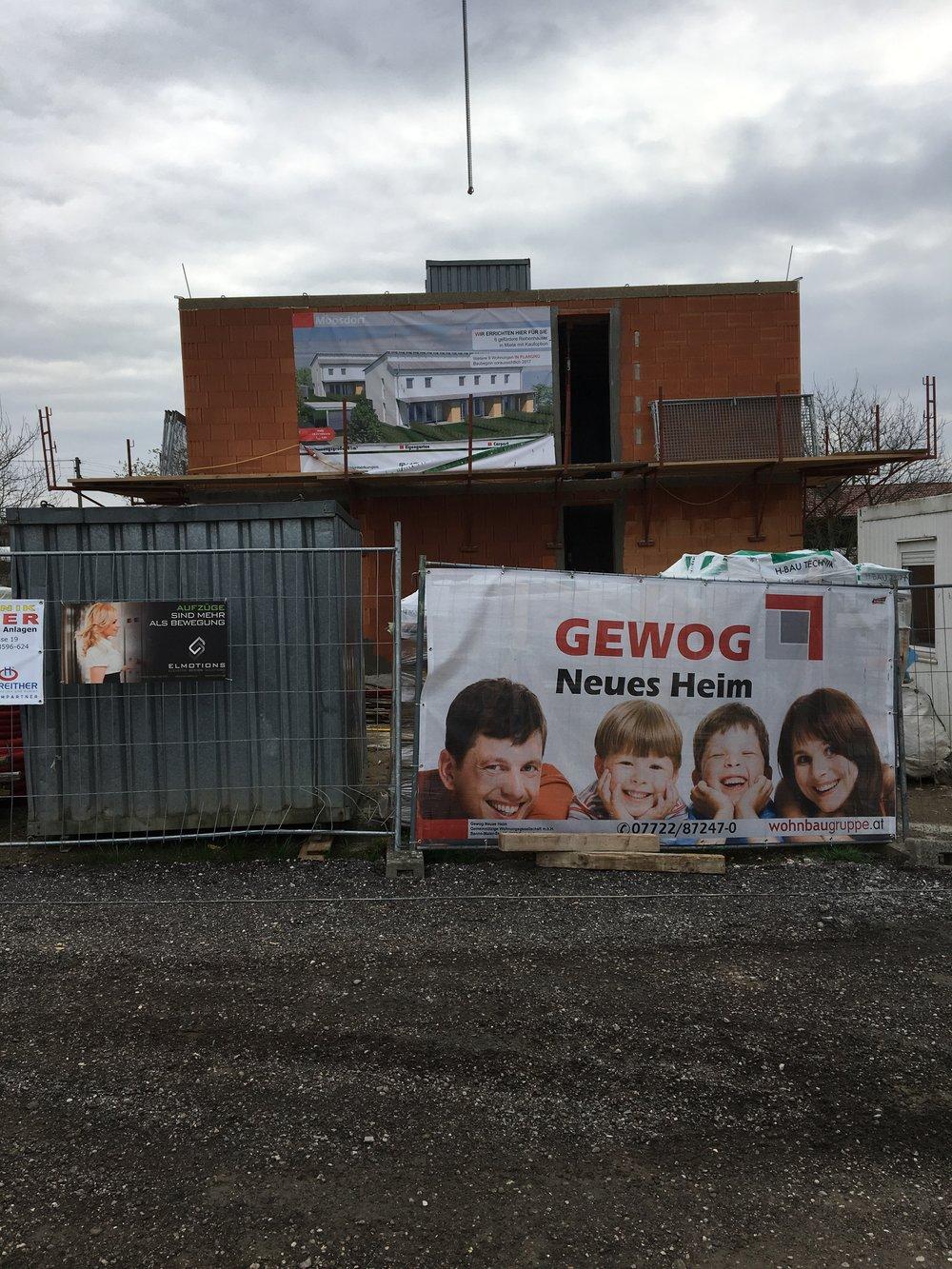 Moosdorf, Gewog