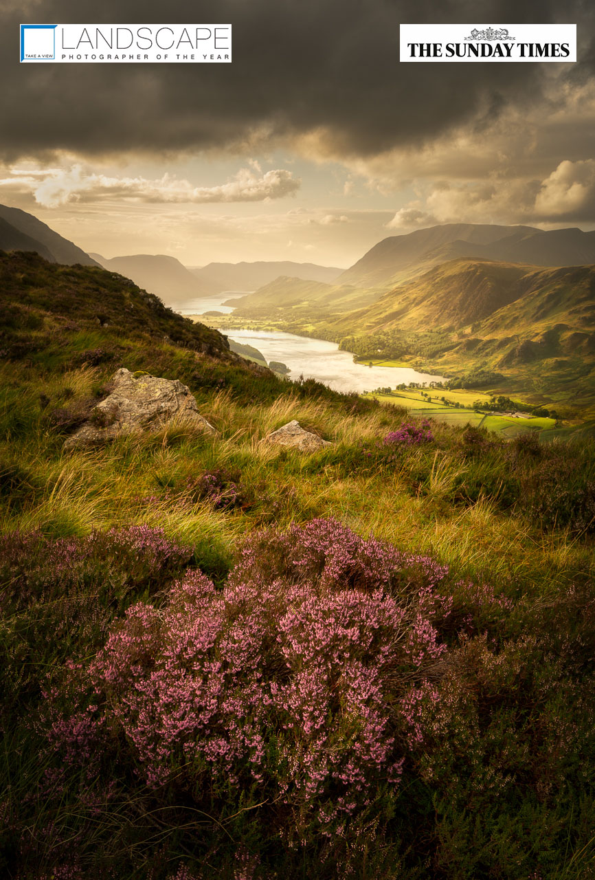 'Buttermere Bloom'   Sunday Times Magazine Award Winner - Landscape Photographer of the Year 2018