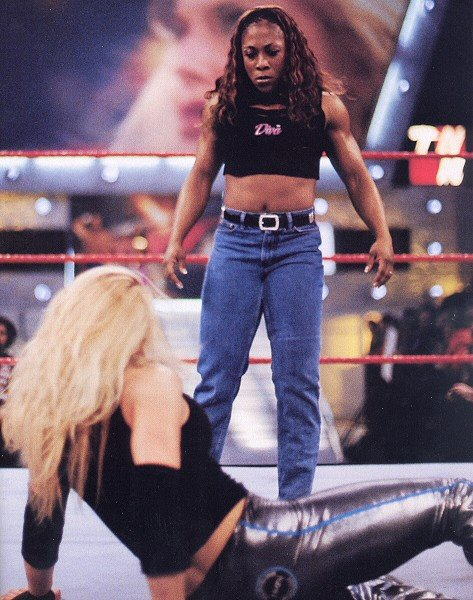 Image result for jazz trish stratus street fight