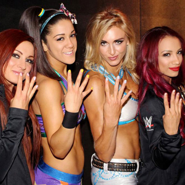 The Four Horsewomen