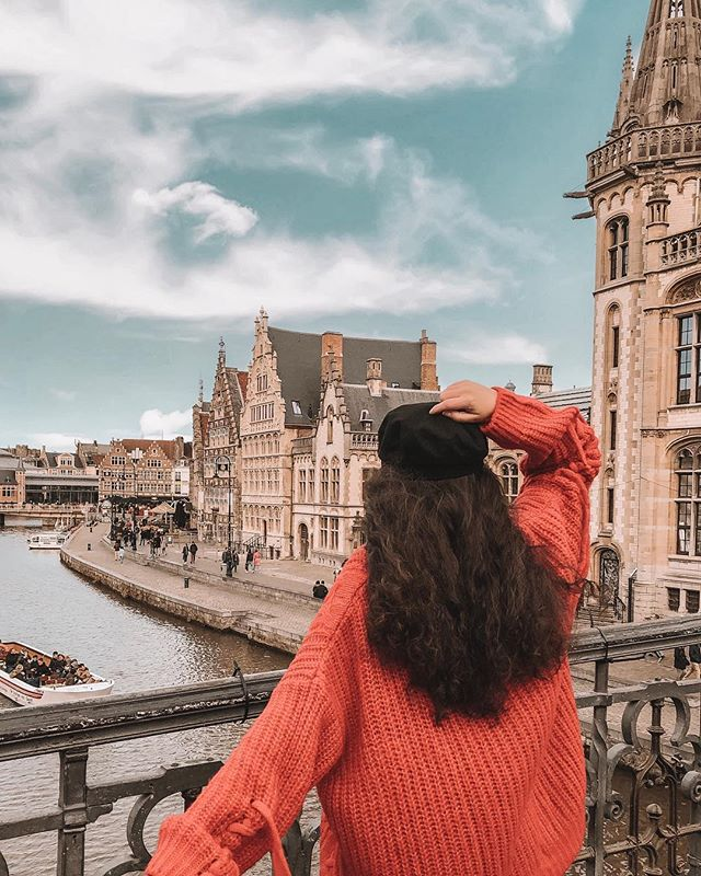 Hometown ❤️ been too sick to post these last days 😷 ⠀⠀⠀⠀⠀⠀⠀⠀⠀⠀⠀⠀ ⠀⠀⠀⠀⠀⠀⠀⠀⠀⠀⠀⠀ ⠀⠀⠀⠀⠀⠀⠀⠀⠀⠀⠀⠀ ⠀⠀⠀⠀⠀⠀⠀⠀⠀⠀⠀⠀ ⠀⠀⠀⠀⠀⠀⠀⠀⠀⠀⠀⠀ ⠀⠀⠀⠀⠀⠀⠀⠀⠀⠀⠀⠀ #outfitoftheday #lookoftheday #travelblogger #moroccan #fashionblogger #gent #vacation #instafashion #ootd #styleblogger #belgium #travel #fashiongram #marocaine #stylegram #whatiwore #look #belgianblogger #outfit #instatravel #fashion #antwerp #brussels #ghent #dailylook #streetstylefashion #dutchblogger #marrakech