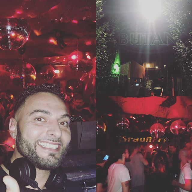 More then thankful 🙏for this fantastic Night! And I'm very sorry to hear and know that this was the last time before the Butan Club Wuppertal closes its doors 🚪 forever! Very thankful for the 3 Nights I was booked💥😎🙏 Merci Butan 🎶 Wuppertal may you never be forgotten! 🎧👟💃🎶🖤💔