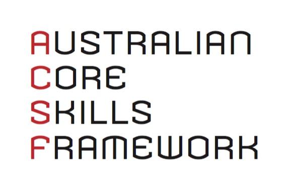 Australian Core Skills Framework (2012)