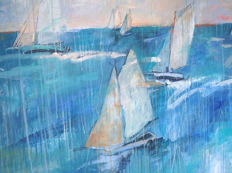 Artist Gemma Rasdall source: www.gemmarasdall.com