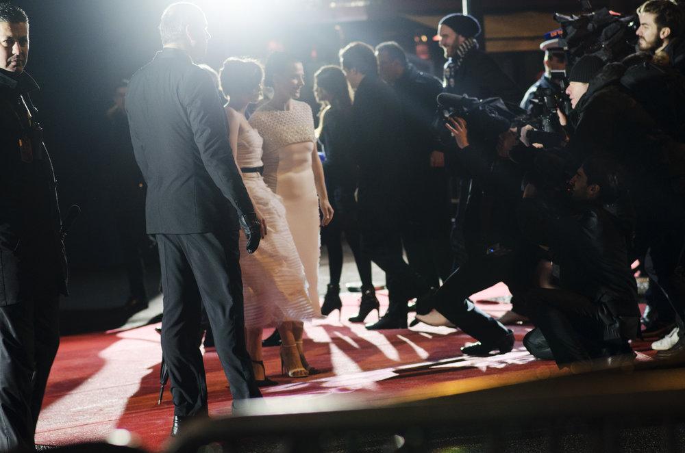 Juliette Binoche & Kristen Stewart