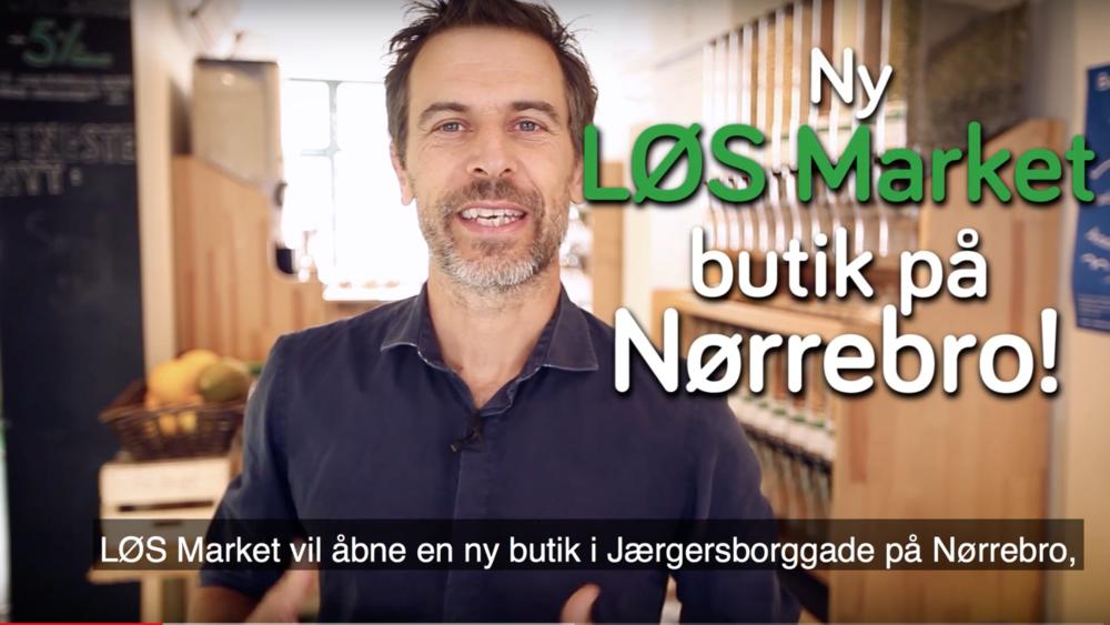 4e0e8b1469bc LØS market — Emballagefri og 100% Økologisk — Ny Butik på Nørrebro