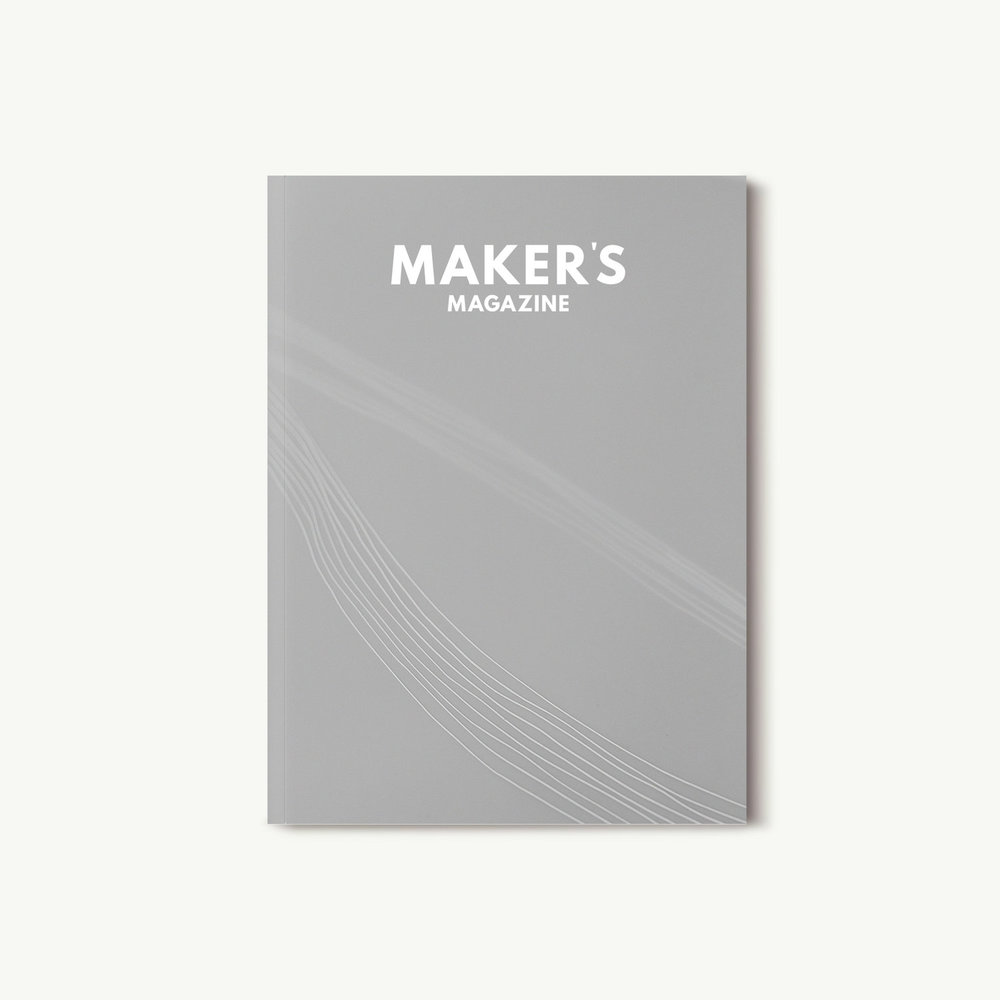 Makers Magazine     magazine   Issue 6: Movement pages 84-85