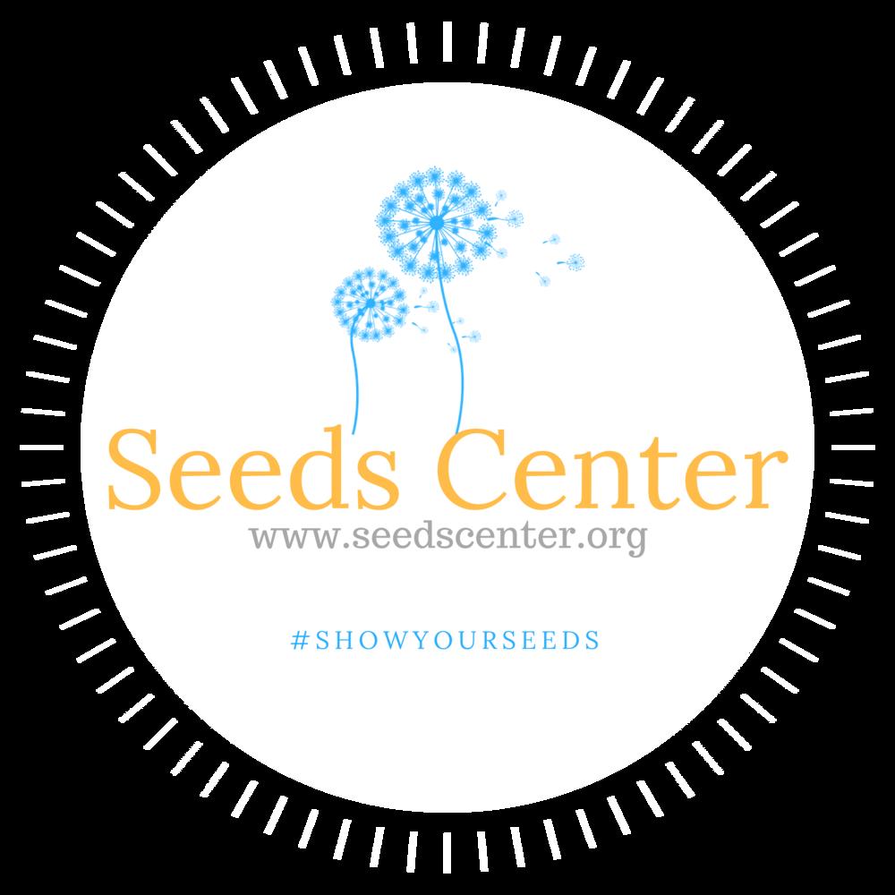 Our Dandelion Logo #showyourseeds