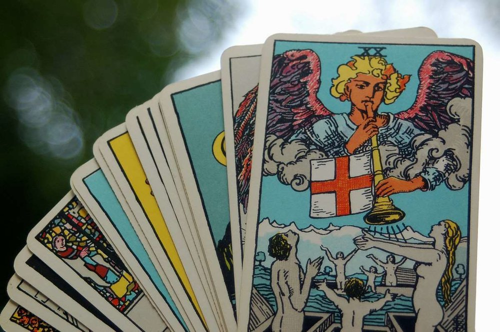 Tarot for Personal Development -