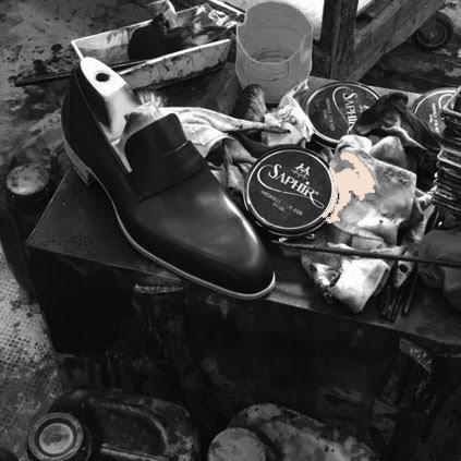 Chaussures pour homme par Laurence Dacade