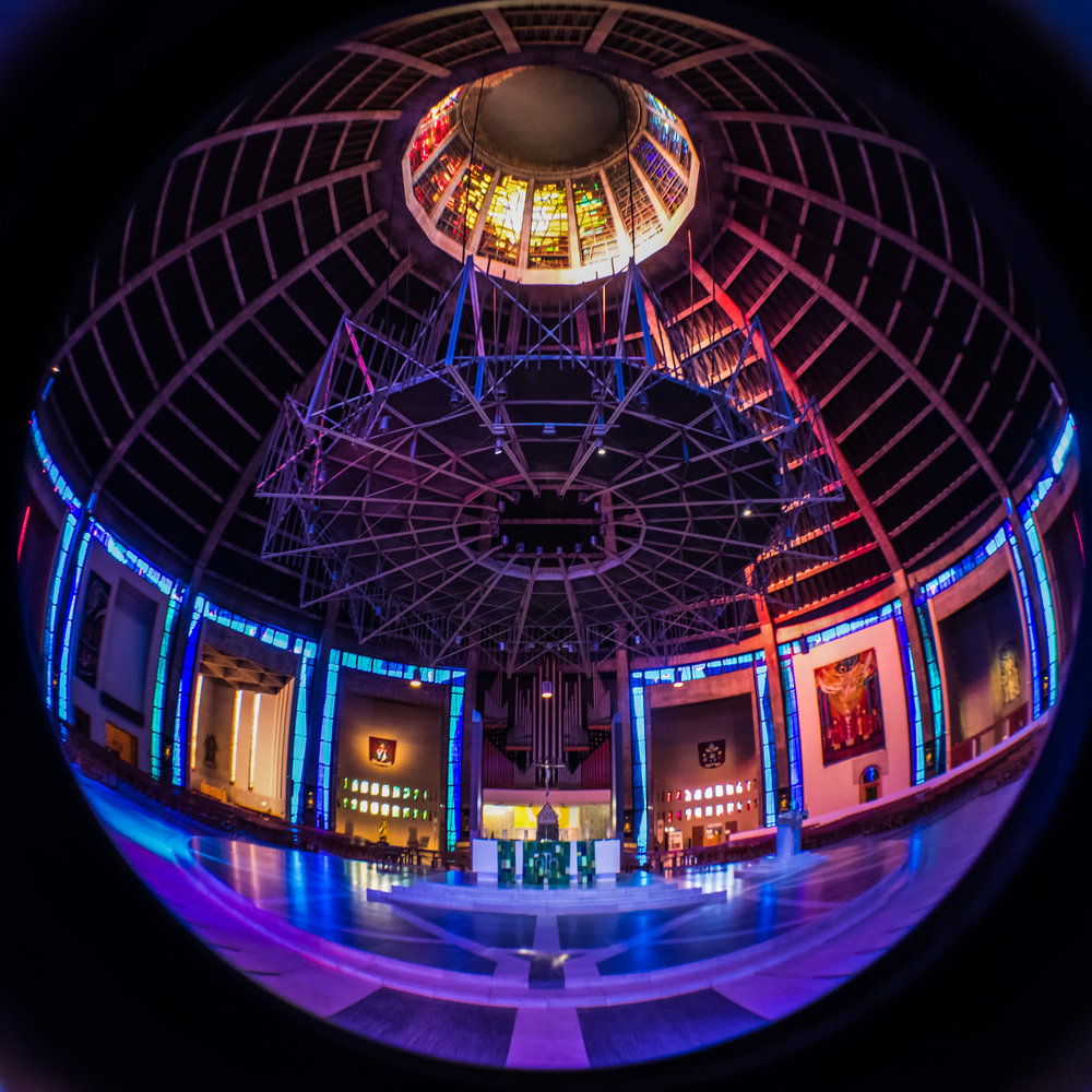 170819 Liverpool Catholic Cathedral Fisheye X100F.jpg