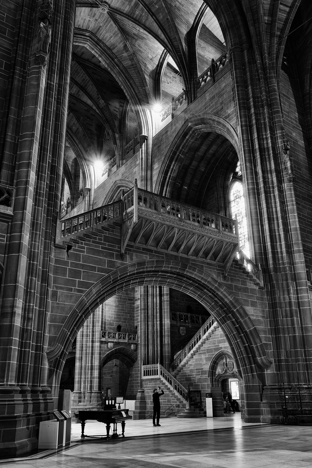 Liverpool Cathedral - September 2017