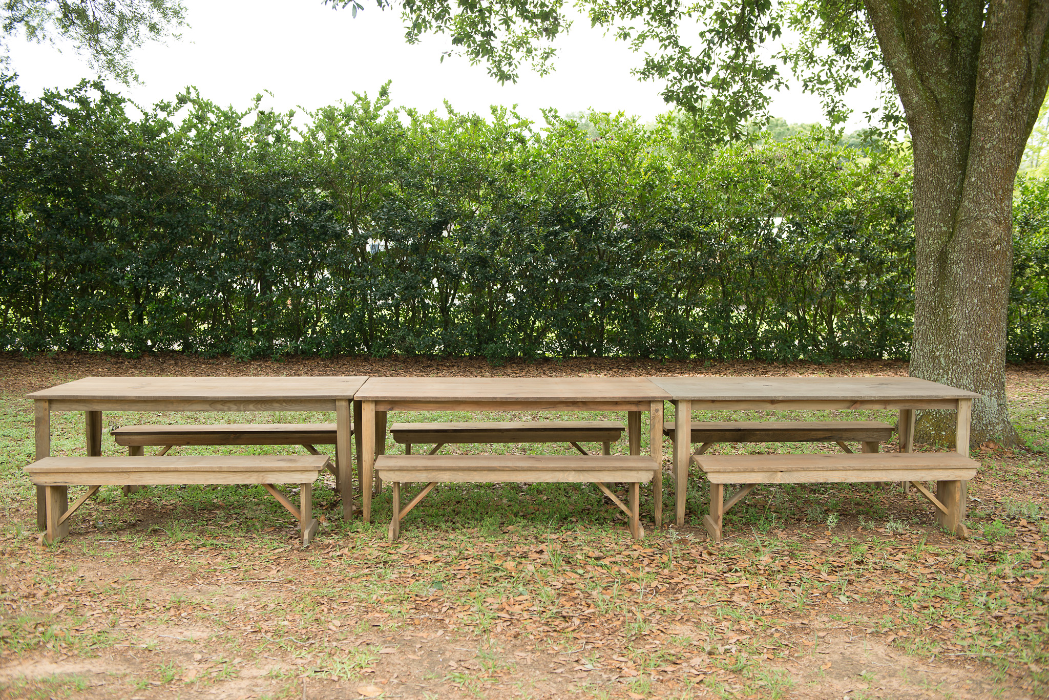 Farm Table Rentals Tampa Bay Florida