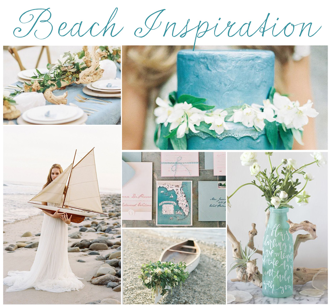 Florida Beach Wedding Inspiration