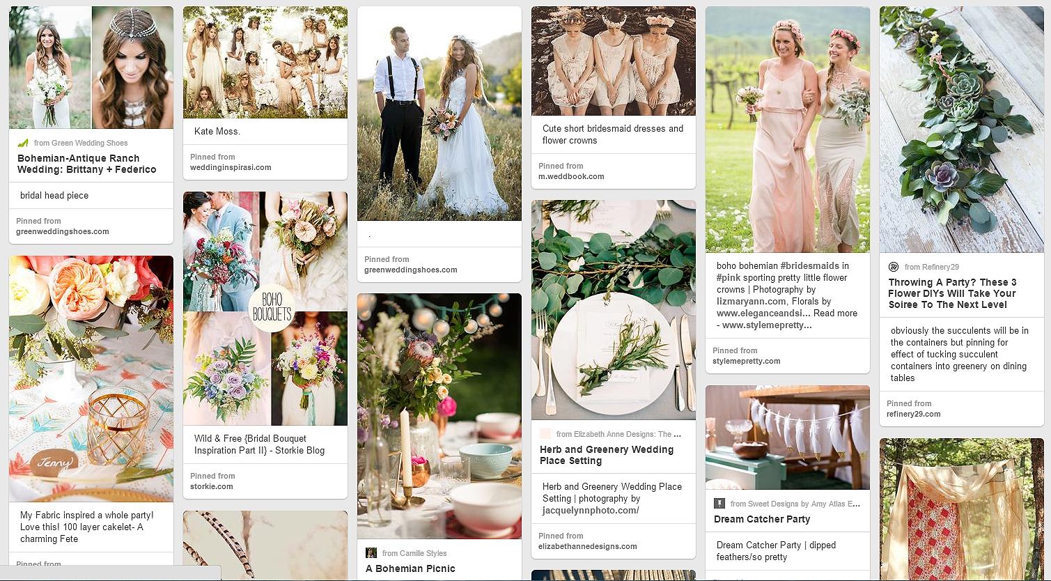 Ever-After-Vintage-Weddings-Boho-Board