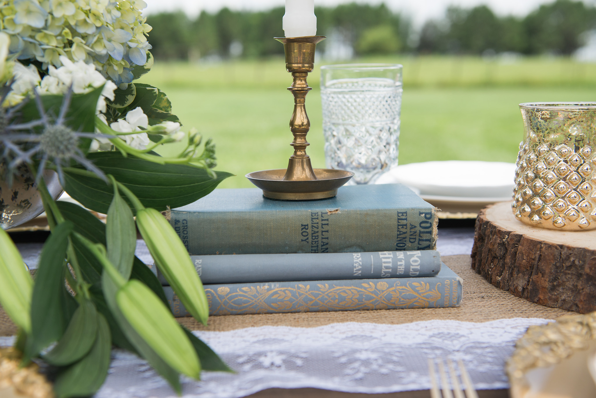 Tampa Vintage Wedding Designer and Stylist
