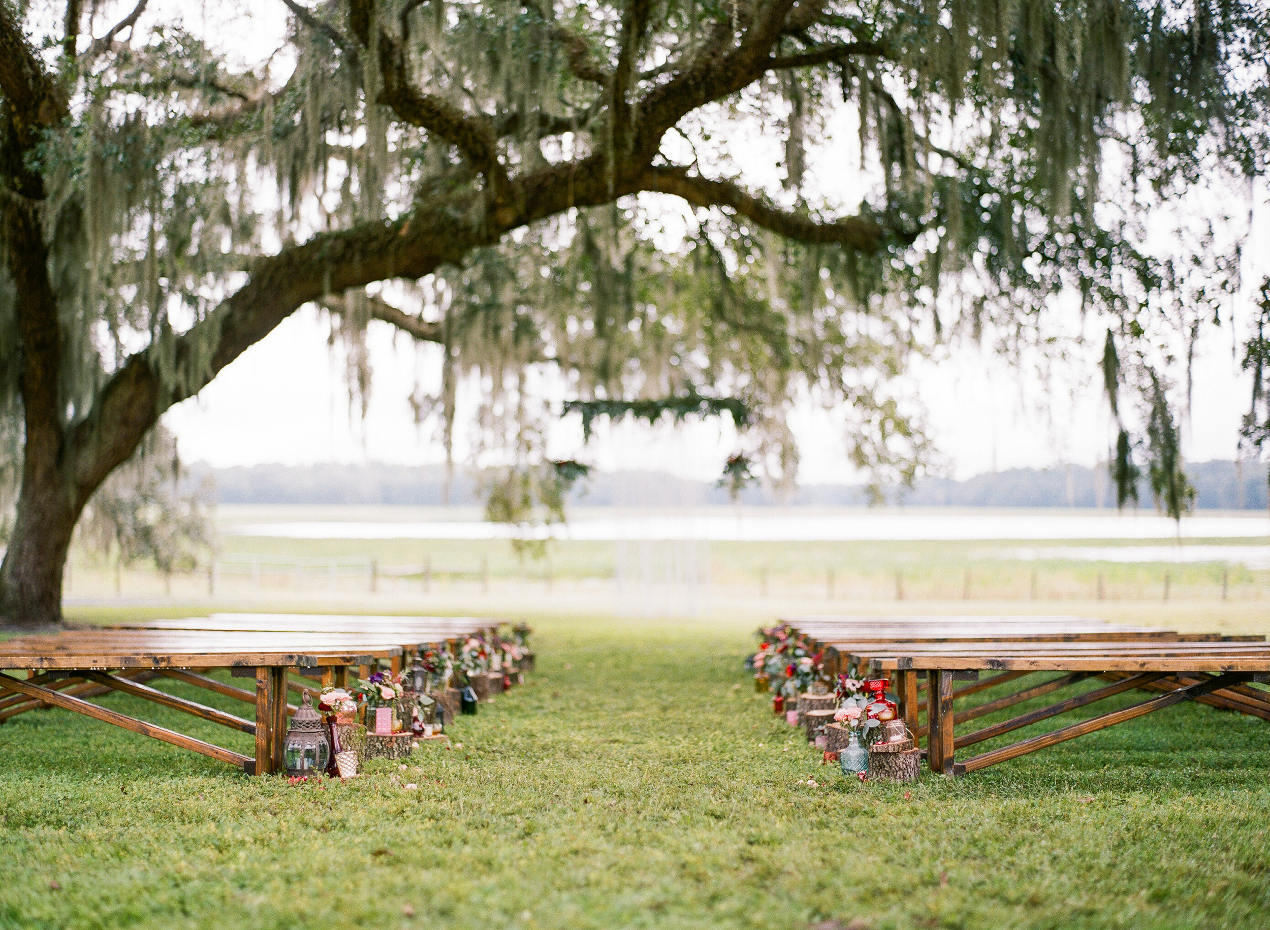 Lakeside Ranch Inverness Florida Wedding