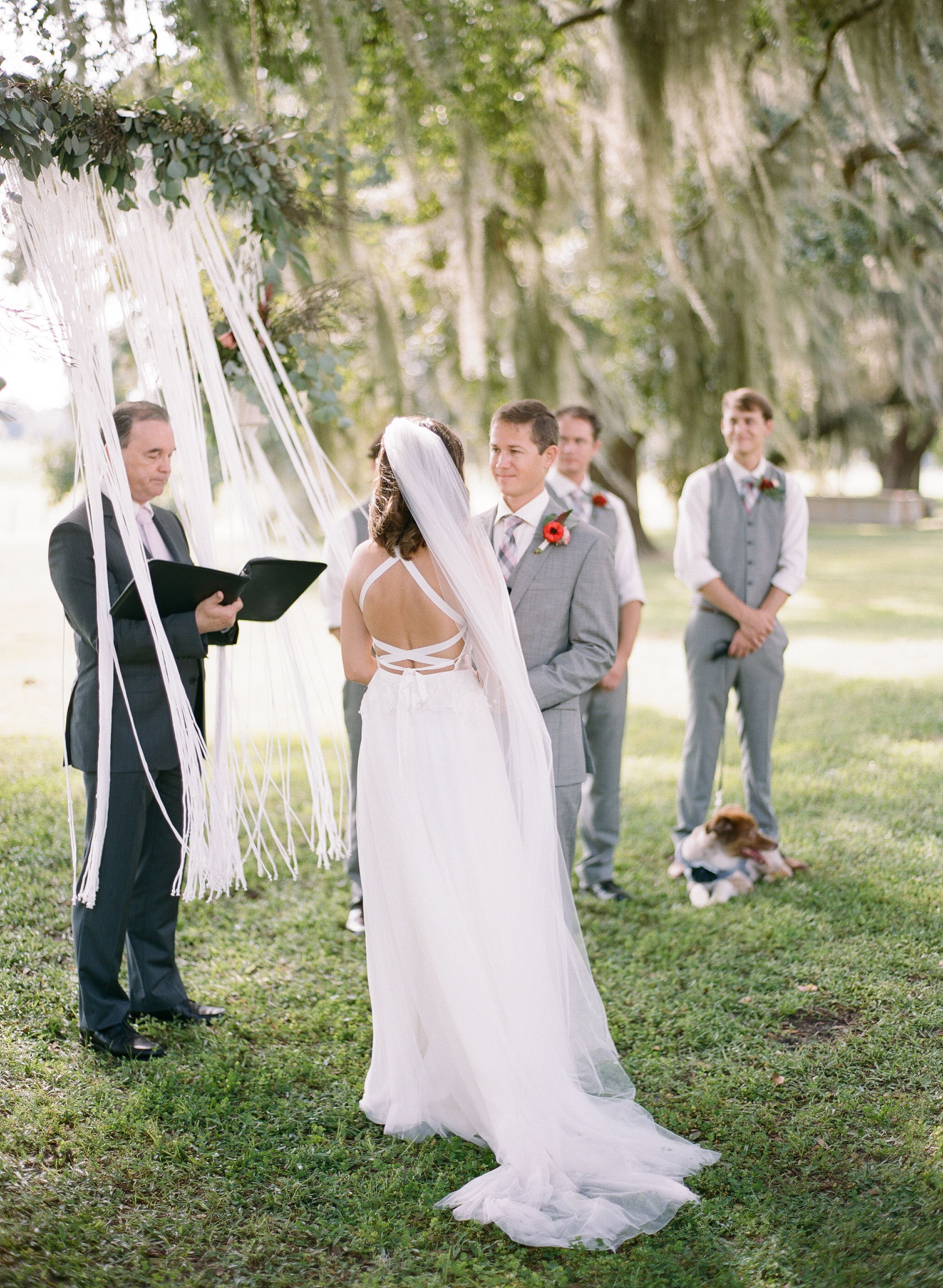 Lakeside Ranch Wedding Inverness Florida