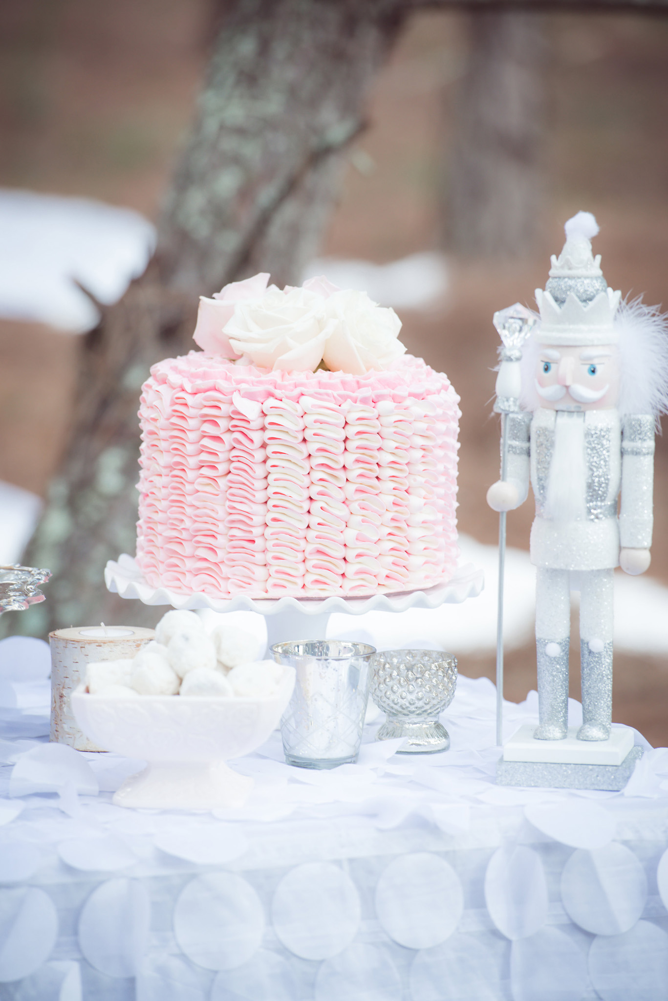 Nutcracker Styled Photography Shoot