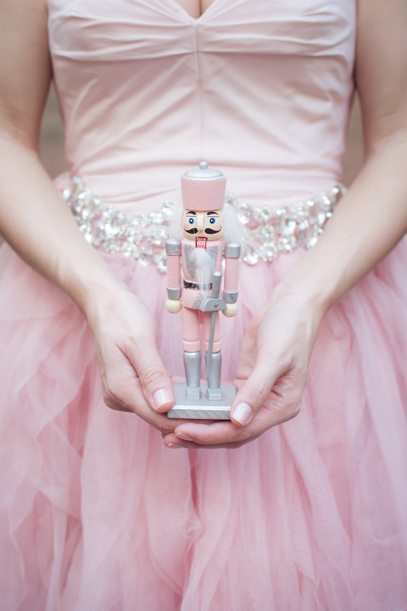 Vintage Nutcracker Styled Photo Shoot Wedding