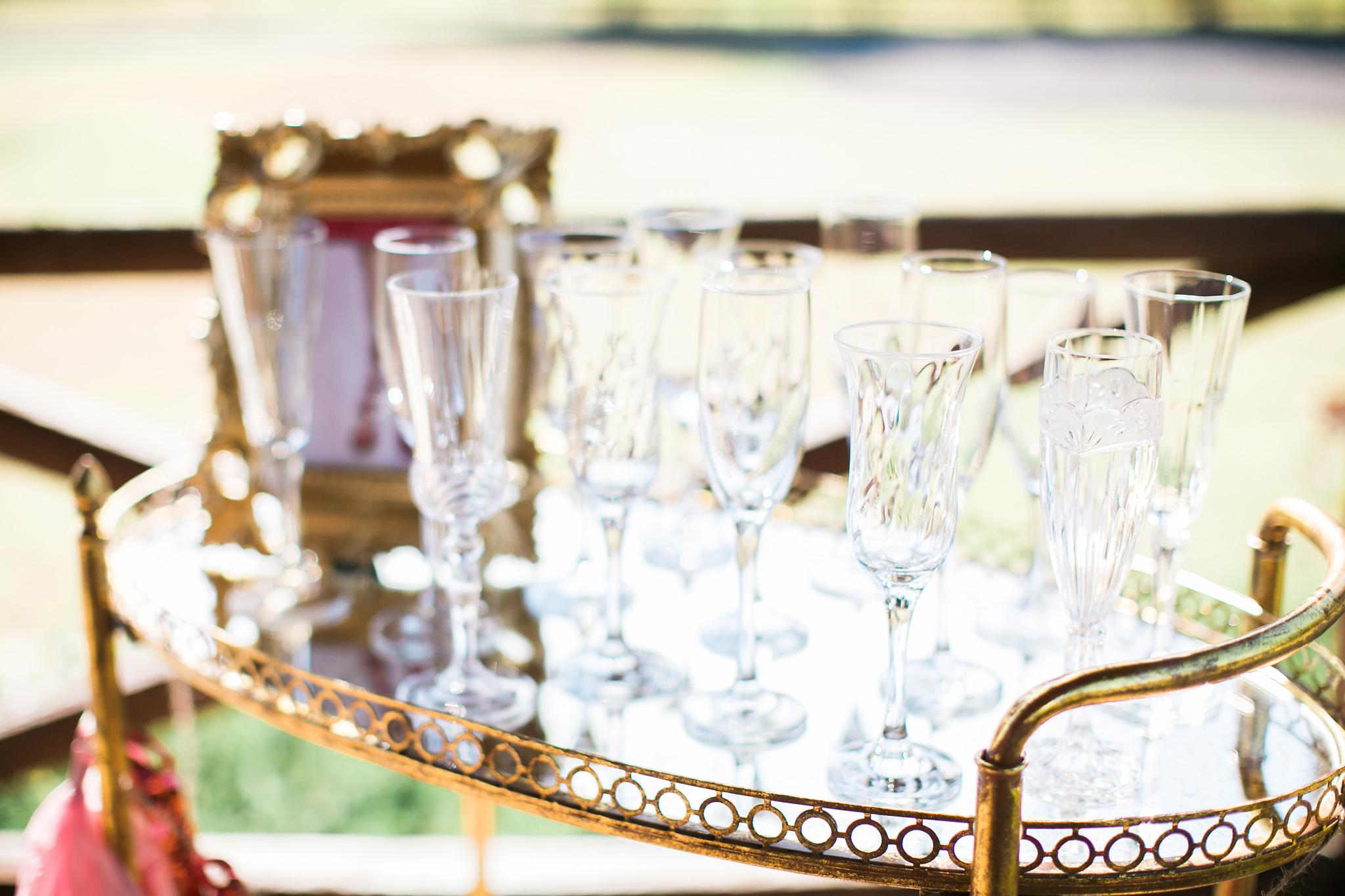 Tampa Wedding Dish Rentals