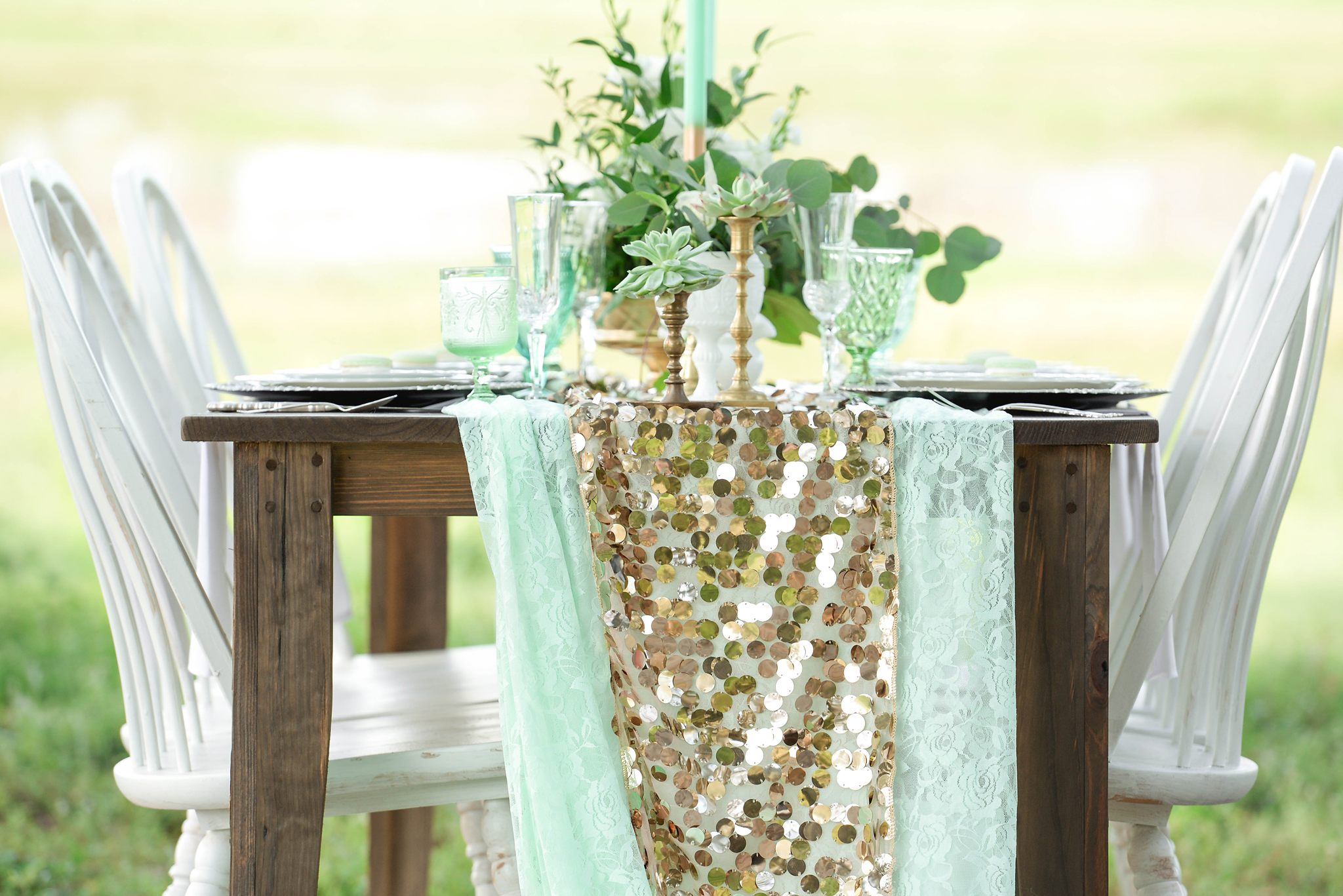 Tampa Florida Farm Table Rentals