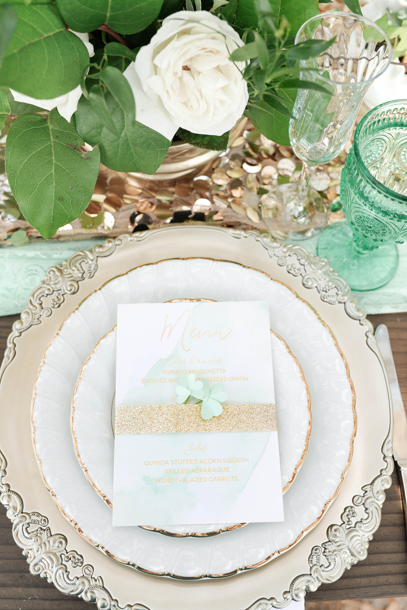 Saint Patrick's Day Table Design