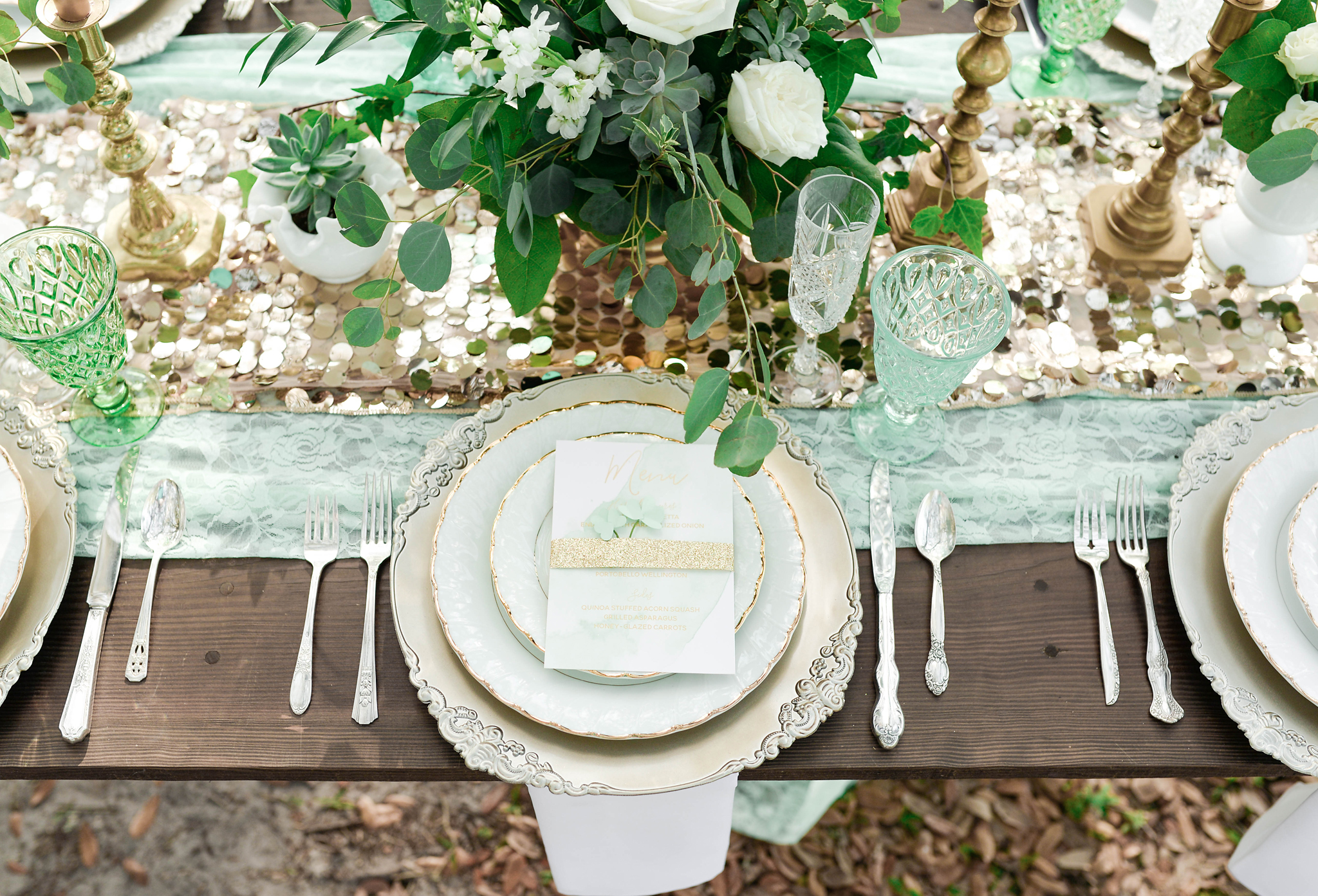 Saint Patrick's Day Styled Shoot