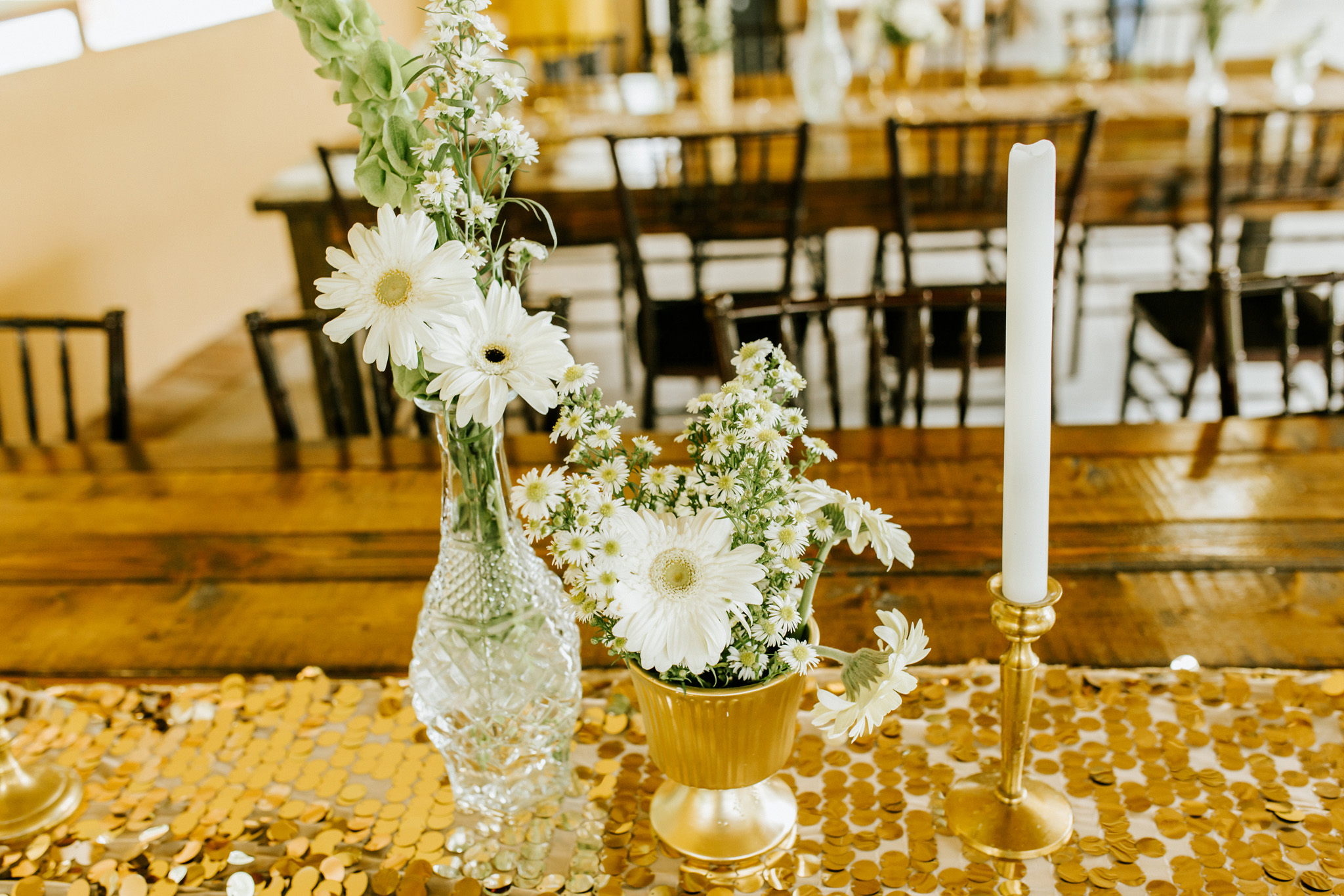 Boho Glam Wedding Inverness Florida