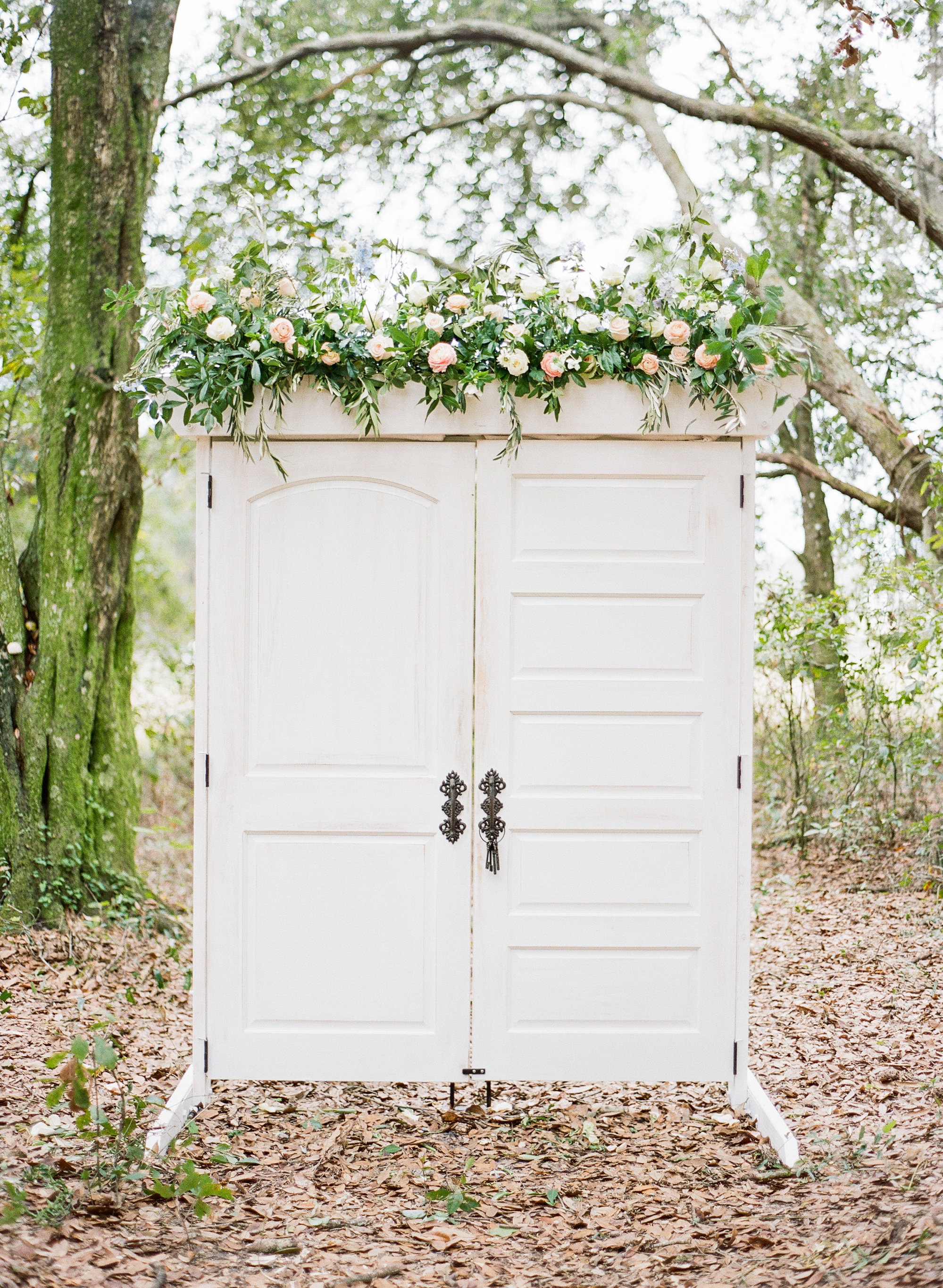 tampa wedding door rentals