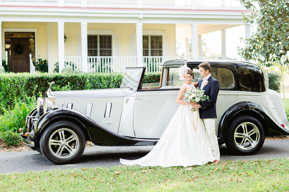 Ever After Vintage Weddings Lakeland Florida