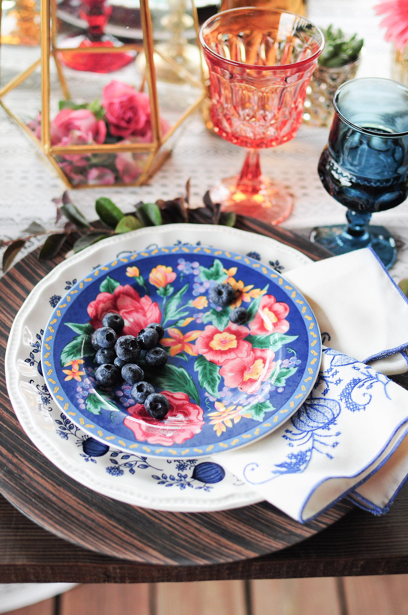 Lakeland Florida Vintage Dish Rentals