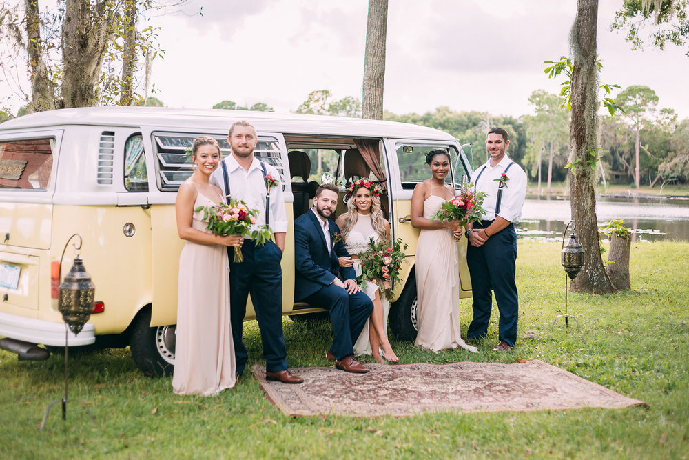 VW Bus Event Rentals