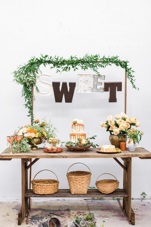 Ever After Vintage Weddings Design and Rentals