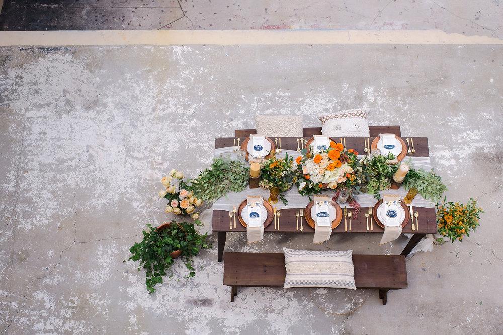 Tampa Farm Table Rentals