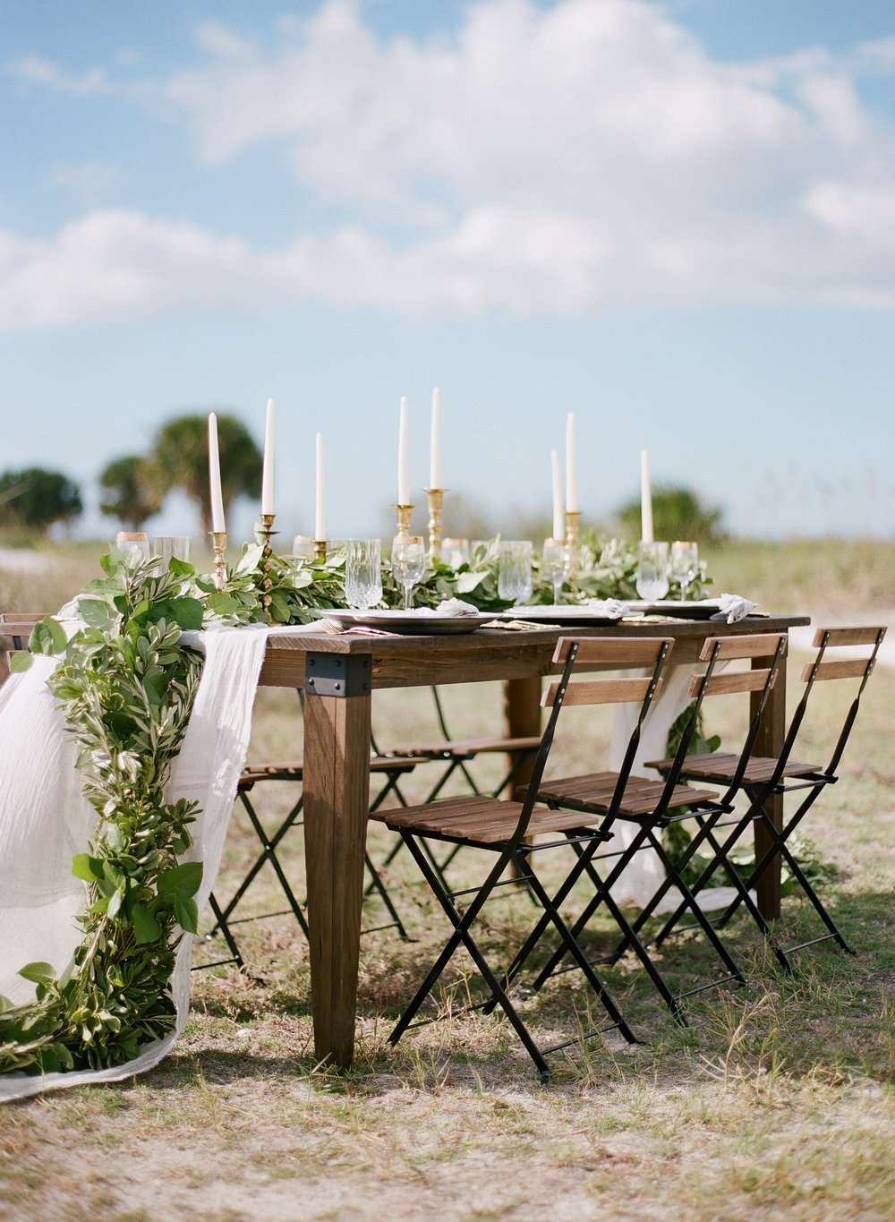 Farm Table Rentals Tampa Florida