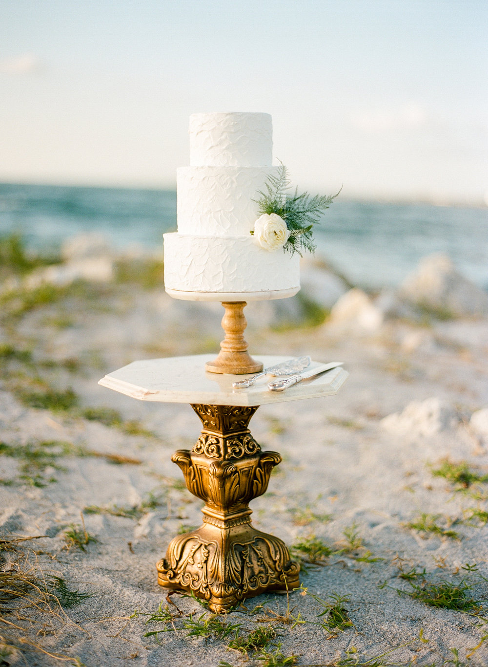 Coastal Beach Wedding Inspiration